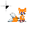 ultimate hyper super mega shit tails.ani Preview