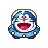 doraemon-move.ani Preview