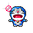 doraemon-unavailable.ani Preview