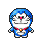 doraemon-busy3.ani Preview