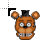freddy cursor.ani Preview