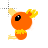 Torchic.ani Preview
