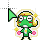 Keroro - Link.ani Preview