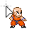 Krillin - normal.ani Preview
