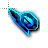 blue gahenna cursor.ani Preview