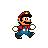 Mario Busy (Running).ani Preview