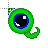 Septiceye Sam (animated).ani