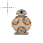 Star Wars BB8.ani Preview