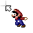 Mario Busy 3 (Running).ani Preview