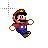 Mario Busy 6 (Back Flip).ani Preview