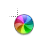 Busy - Color Wheel.ani Preview