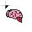human brain loading cursor.ani Preview