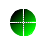 green set up-down cursor.ani Preview