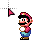 Super Mario Help.ani Preview