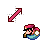 Mario Diagonal Resize 2.ani Preview