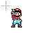 Mario Loading Dance.ani Preview