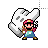 Mario Loading Dance Mini Left.ani Preview