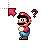 Mario Help Select.ani Preview