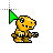 Agumon - link_2.ani Preview
