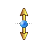Gold Orb_moving_vertical.ani Preview