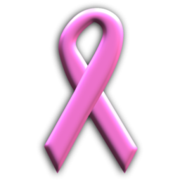 Pink Ribbon 2 Icon