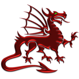 Dragon Red Icon