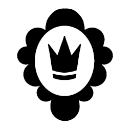 Crown Label Icon