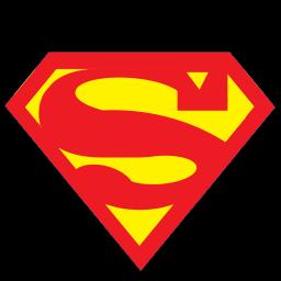 Superman Logo Icon Icon