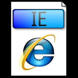 Internet Explorer Url Icon