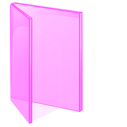 Special Folder Pink Icon