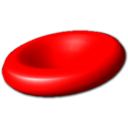 Red Blood Cell Icon
