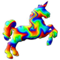 Back > Gallery For > Unicorn Rainbow Pegasus Clip Art
