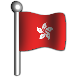 Flag Hongkong Icon