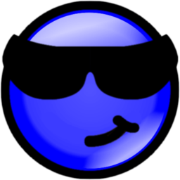 Cool Blue Icon