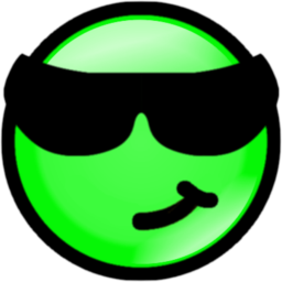Cool Green Icon