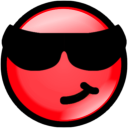Cool Red Icon
