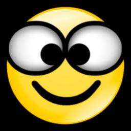 Smile-Yellow Icon