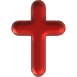 Cross Red Icon