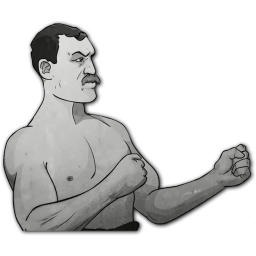 Overly Manly Man Icon