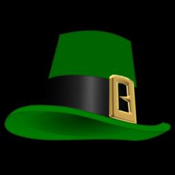 Leprechaun Hat 3 Icon