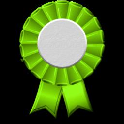 Prize Ribbon 4 Icon