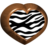 Heart Zebra Wood - White.ico Preview