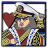 Navy King of Hearts.ico Preview
