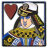 Navy Queen of Hearts.ico Preview