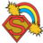 Superman my network icon.ico Preview