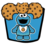 Cookie Monster Recycling Bin Full.ico Preview