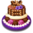 Chocolate Raspberry Cake.ico Preview