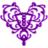 Heart Filigree - Purple.ico Preview
