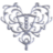 Heart Filigree - Silver.ico Preview