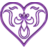 Heart Drape - Purple.ico Preview